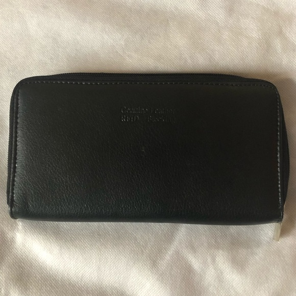 none Handbags - ❤️ Genuine leather rfid wallet